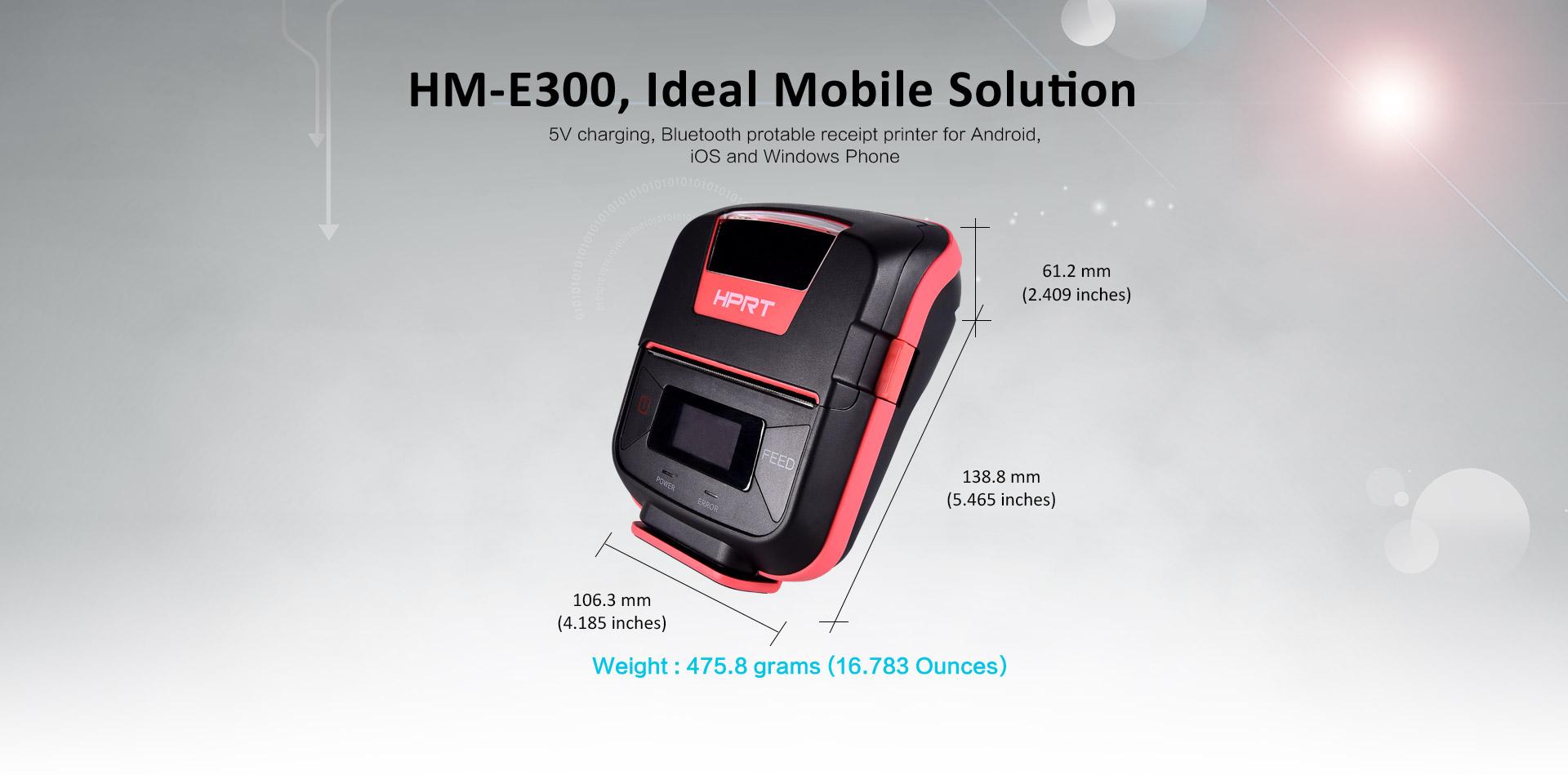 HM-E300